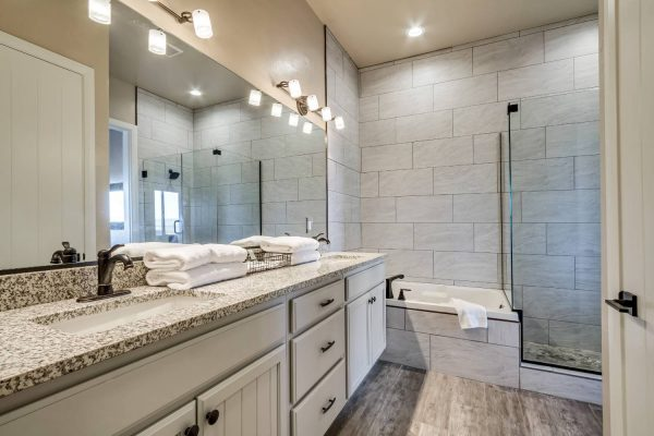 Morgan Master Bathroom